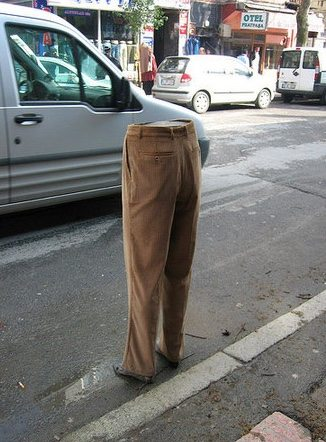 What's the Return On Putting Your Pants On In the Morning?