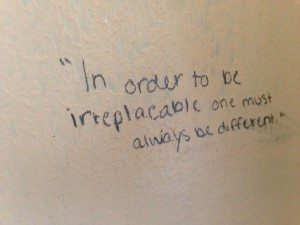 Sometimes The $%&! Written On the Bathroom Wall Is Legit!