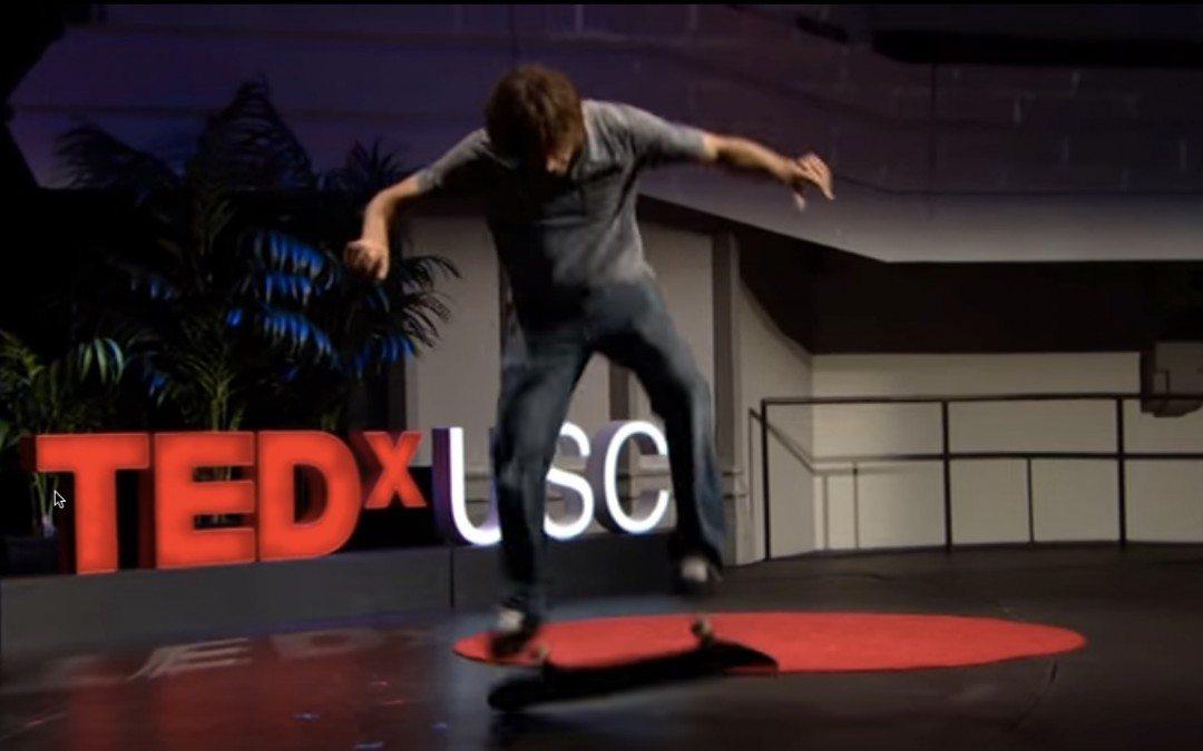 Rodney Mullen Explains Skateboarding Like No One Else Has Ever Explained It